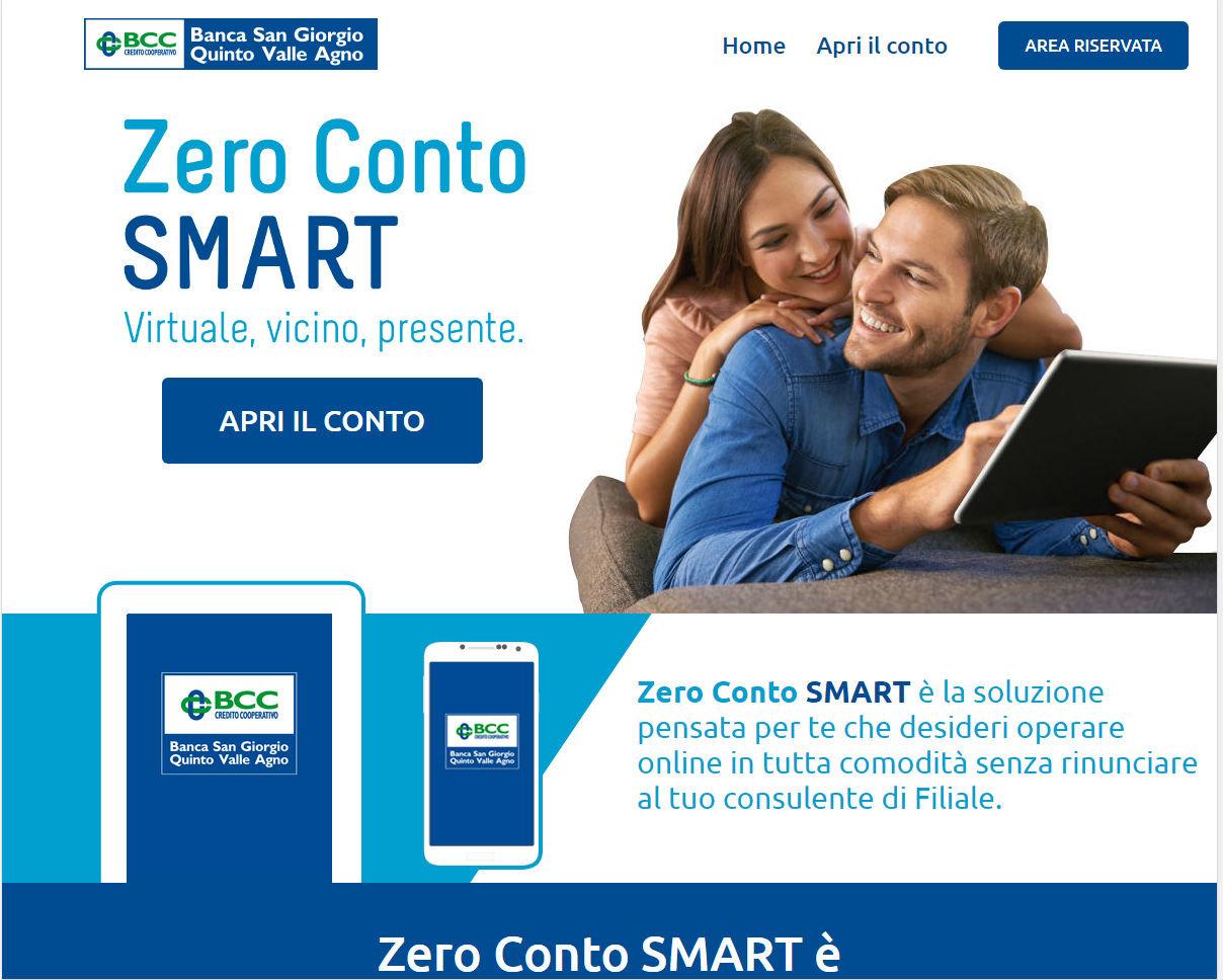 Zero Conto Smart