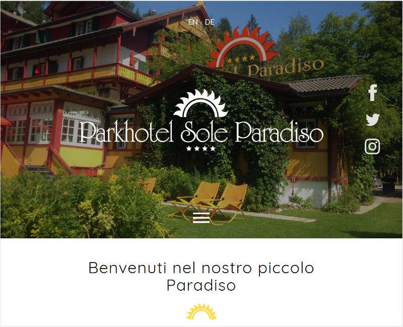 Hotel Sole e Paradiso